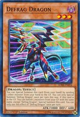 Defrag Dragon - SDRR-EN014 - Common - 1st Edition