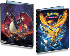Ultra Pro 9-Pocket Portfolio Pokemon Hidden Fates