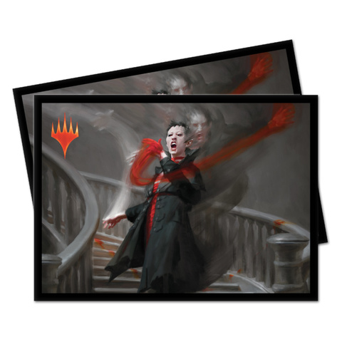 Ultra Pro - Commander 2019 - Deck Protector Sleeves V1:Anje Falkenrath