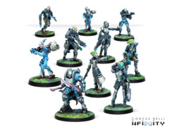 (0024) Spiral Corps Army Pack