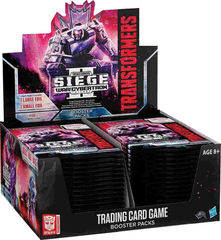 War for Cybertron Siege 2 Booster Box