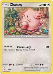 Chansey - 46/68 - Uncommon