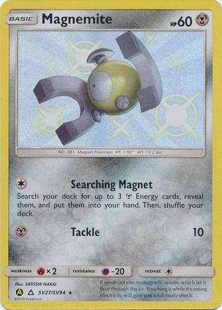 Pokemon NM//M SV38//SV94 Hidden Fates Gible Shiny Holo Rare