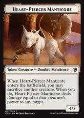 Heart-Piercer Manticore - Token