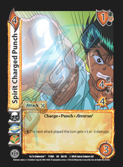 Spirit Charged Punch