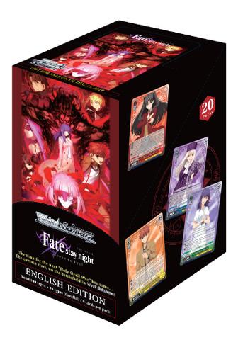 Fate/stay night [Heaven's Feel] Booster Box
