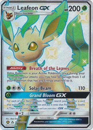 Leafeon GX - SV46/SV94 - Full Art Ultra Rare