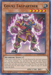 Gouki Tagpartner - MP19-EN075 - Common - 1st Edition