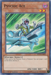 Psychic Ace - MP19-EN092 - Common - 1st Edition