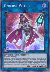 Cyberse Witch - MP19-EN098 - Super Rare - 1st Edition