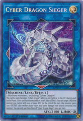 Cyber Dragon Sieger - MP19-EN108 - Prismatic Secret Rare - 1st Edition