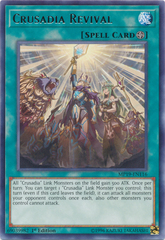 Crusadia Revival - MP19-EN116 - Rare - 1st Edition