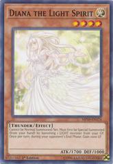 Diana the Light Spirit - MP19-EN174 - Common - 1st Edition