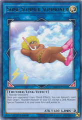 Some Summer Summoner - MP19-EN192 - Rare - 1st Edition