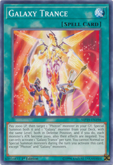 Galaxy Trance - MP19-EN198 - Common - 1st Edition