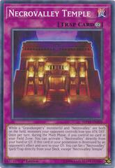 Necrovalley Temple - MP19-EN205 - Common - 1st Edition