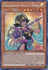 Palladium Oracle Mana - TN19-EN004 - Prismatic Secret Rare - Limited Edition
