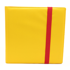 Dex Protection - The Dex Binder 12 - Yellow