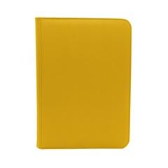 Dex Protection - Dex Zipper Binder 9 - Yellow