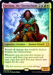 Oversized - Sevinne, the Chronoclasm - Foil