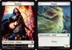 Human Token // Spirit Token