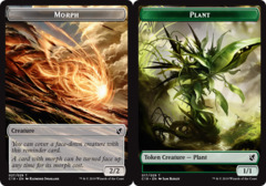 Morph Token // Plant Token