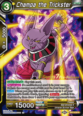 Champa the Trickster - BT7-078 - R - Pre-release (Assault of the Saiyans)