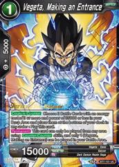 Saiyan Bloodline Vegeta BT7-077 R Brown Dragonball Super
