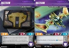 Buzzsaw // Spy