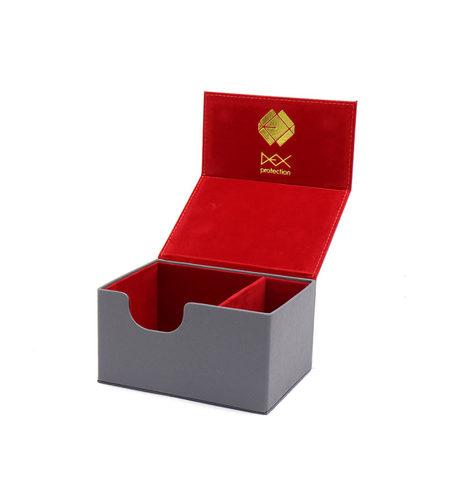Dex Protection - Creation Line Deckbox - Medium - Grey