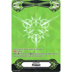 ▽ Imaginary Gift Marker [Protect] Original (Metallic Green) - V-GM/0108EN (FOIL) [V-BT05]