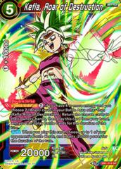 Kefla, Roar of Destruction - DB1-012 - SR