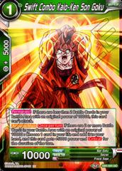 Swift Combo Kaio-Ken Son Goku - DB1-041 - UC