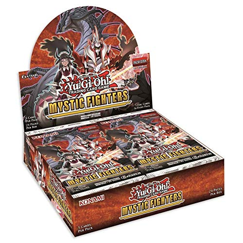Mystic Fighters Booster Box