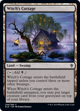 Witchs Cottage