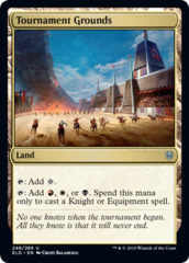Tournament Grounds - Foil