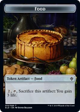 Token - Food (015)