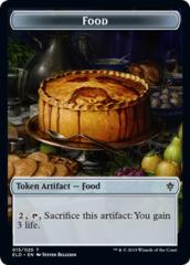 Food Token (015)