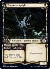 Foulmire Knight // Profane Insight (showcase)