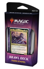 Throne of Eldraine Brawl Deck Faerie Schemes