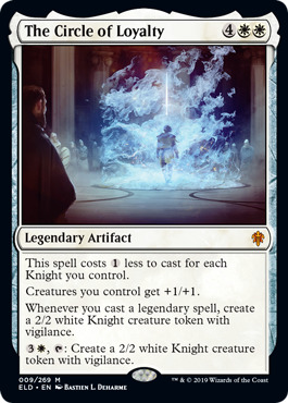 The Circle of Loyalty - Foil