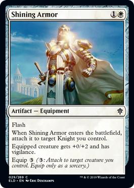 Shining Armor - Foil