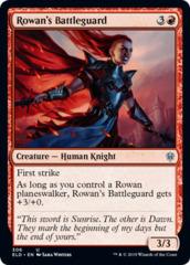 Rowan's Battleguard - Planeswalker Deck Exclusive