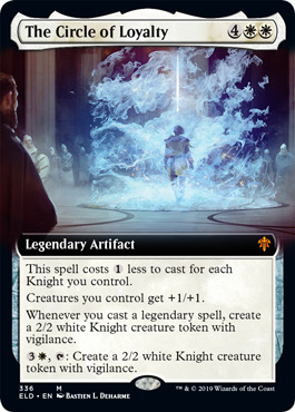 The Circle of Loyalty (Extended Art) - Foil