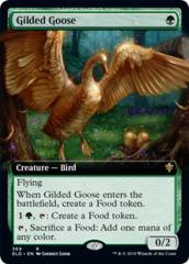 Gilded Goose - Extended Art