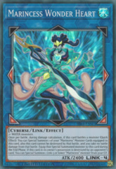 Marincess Wonder Heart - RIRA-ENSE3 - Super Rare - Limited Edition