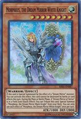 Morpheus, the Dream Mirror White Knight - RIRA-EN087 - Super Rare - Unlimited Edition