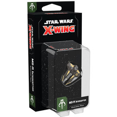 Star Wars X-Wing - 2nd Edition - M3-A Interceptor Expansion Pack