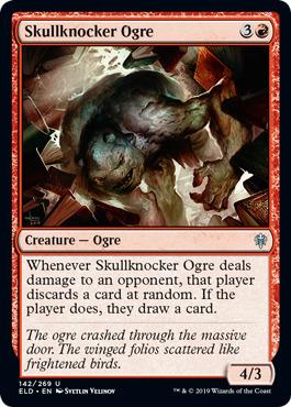 Skullknocker Ogre - Foil