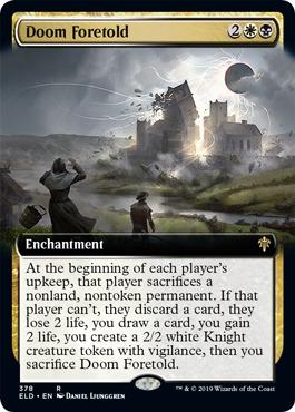 Doom Foretold - Extended Art